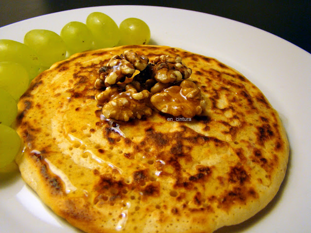 Tortitas de desayuno ligeras