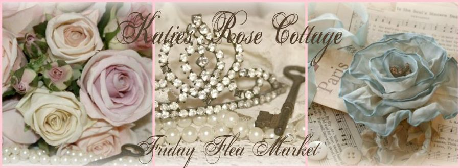 Friday Blogger's Flea Market