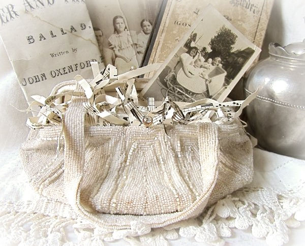 Cutest Purse and Muslin Bags