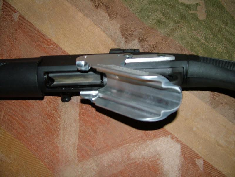 Getting new 930 Roadblocker Ready - Shotgun - Technical - Brian