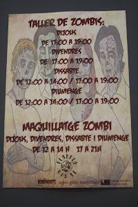 Taller caracterización zombie