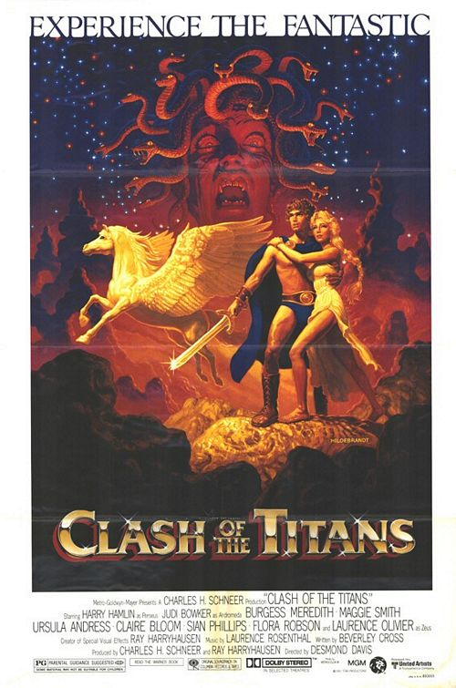 And Another Thing: The Clash of the Titans (1981)