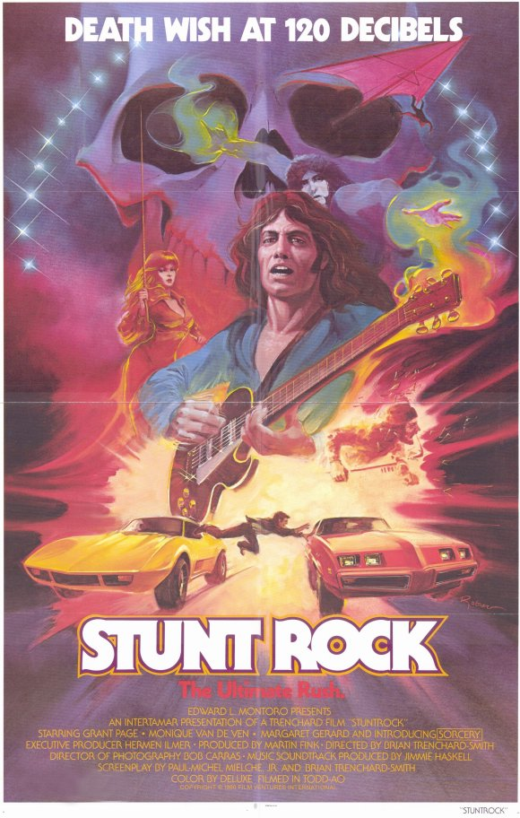 The Watching Hour Preview: Stunt Rock!!!!!!!!!!!!!