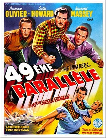 Watch THIS Instantly: 49th Parallel