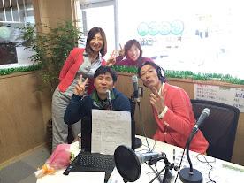 富士山FMに出演!!