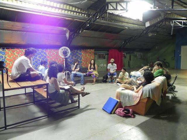 PCult Ribeirão Preto na sede do Engasga Gato dia 14