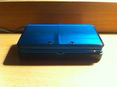 Nintendo 3DS Blue Aqua