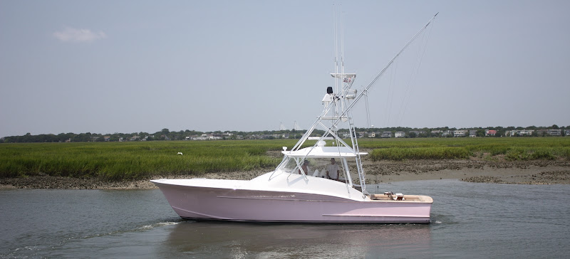 Charleston fishing tours