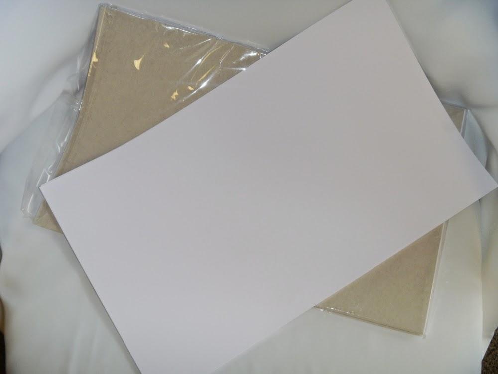 các loại giấy in nhiệt