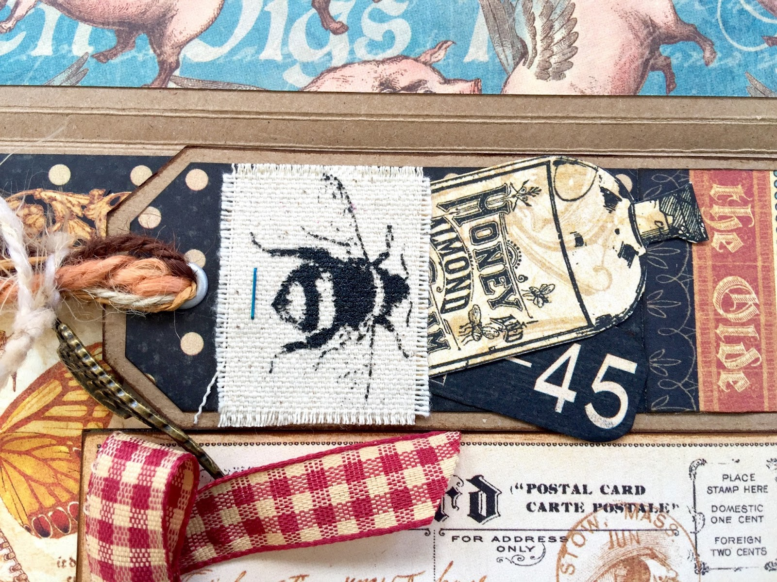 Olde Curiosity Shoppe Flip Flap Mini Album by Marina Blaukitchen Product by Graphic 45 photo 7.jpg