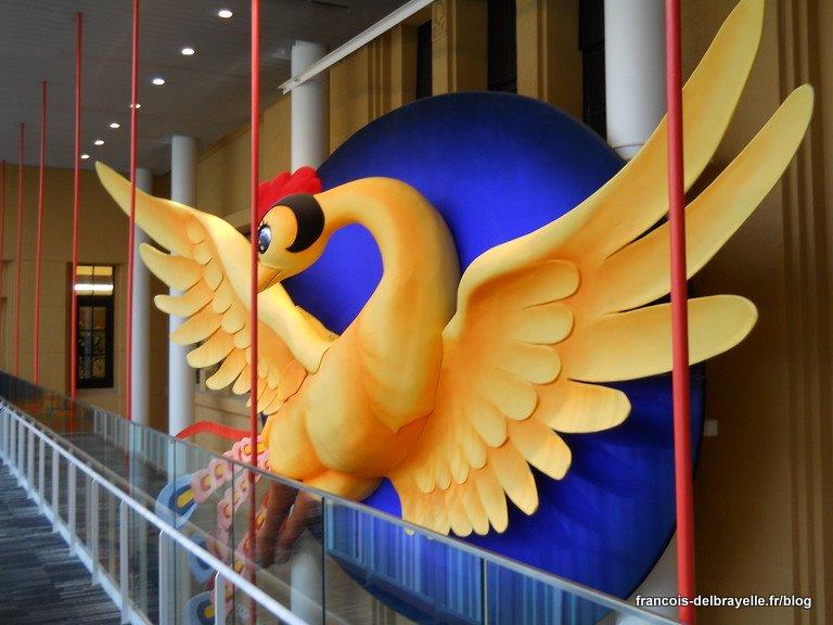 L'oiseau de feu de Tezuka