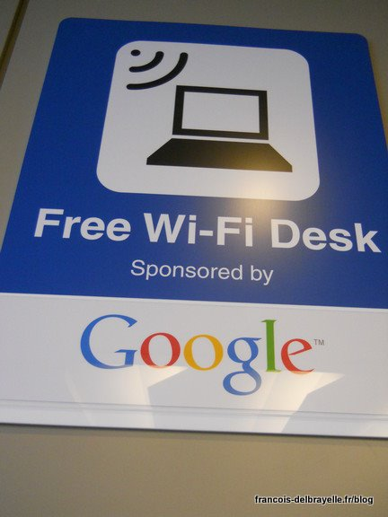 Accès libre Internet par Google