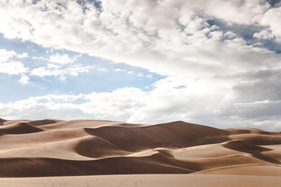 The Simpson Desert's
