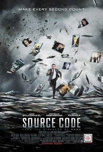 โปสเตอร์ Source Code