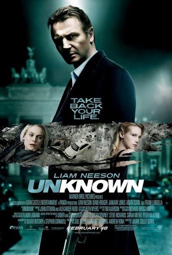 โปสเตอร์ Unknown (2011)