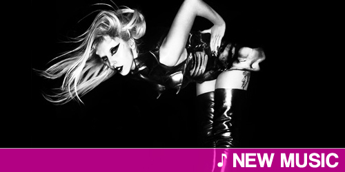 Lady Gaga - The edge of glory | New music