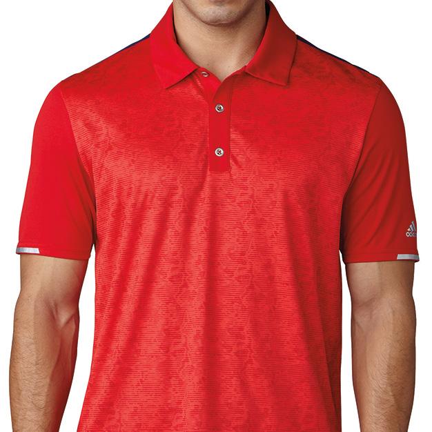 Màu sắc của áo golf còn thể hiện cá tính của người mặc