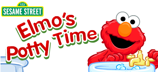 Sesame Workshop Elmo's Potty Time Game
