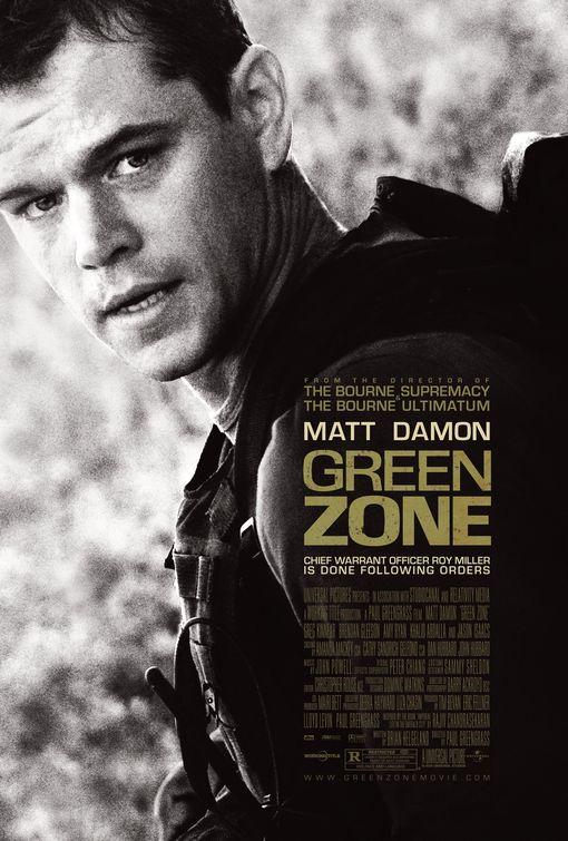Phim Vùng Xanh - Green Zone