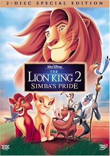 Vua Sư Tử 2 - Sự Kiêu Hãnh Của Simba - The Lion King 2 - Simba's Pride 1998 - 1998