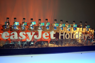 Party for easyJet Holidays