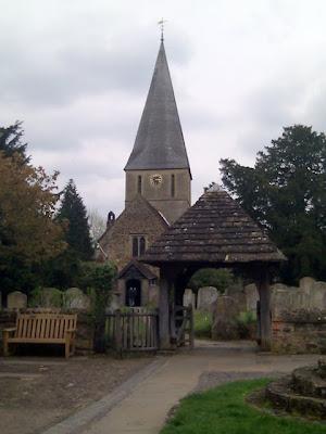 舍尔英格兰教堂