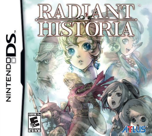 Radiant Historia (USA) - NDS (Exclue) [FS]