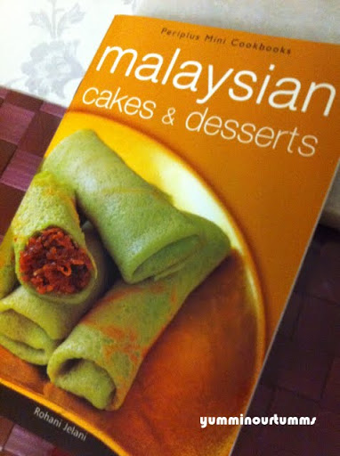 Malaysian Cakes and Dessert