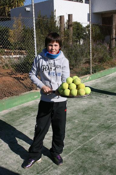 Javi Aparicio Tenis