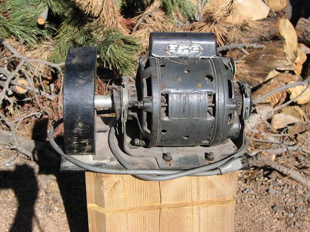 Vintage Bench Grinder Packard General Motors Ebay