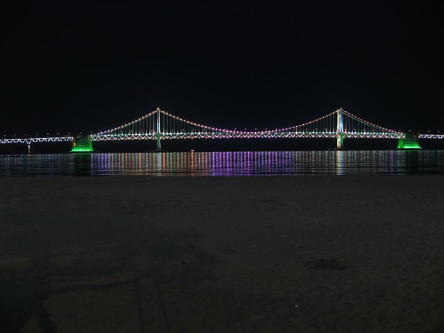 Gawangan Grand Bridge, Busan