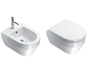 sanitari wc bidet sospesi catalano zero 50 ebay. Black Bedroom Furniture Sets. Home Design Ideas