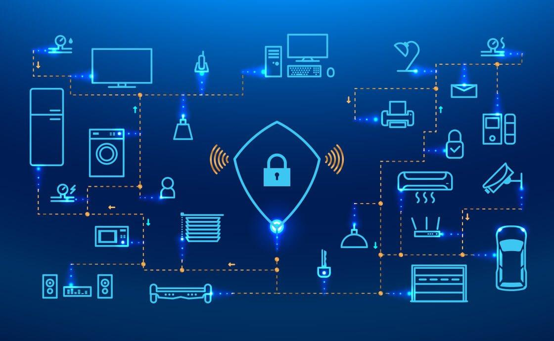 Infographic] How to Secure the IoT Environment : 10 IoT Security Tips