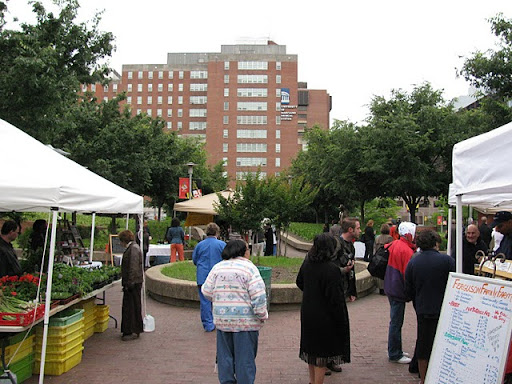 University Farmers' Market