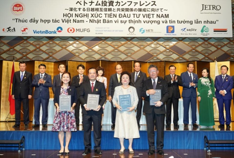 Tập đoàn BRG, Tập đoàn VNPT, Tập đoàn Sumitomo và Ngân hàng SeABank ký thỏa thuận hợp tác