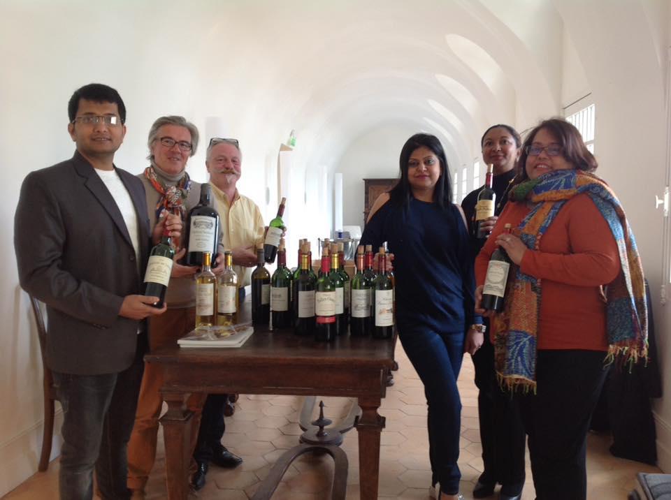 Wine Tasting - Bordeaux Expats