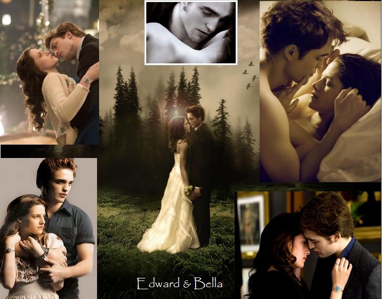 Rosalie X Edward, Twilight Fanfic