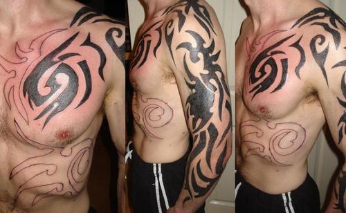 Finding a Good Tattoo For Men on the Web