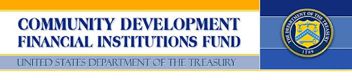 U.S. Department of the Treasury, Community Development Financial Institutions Fund Logo