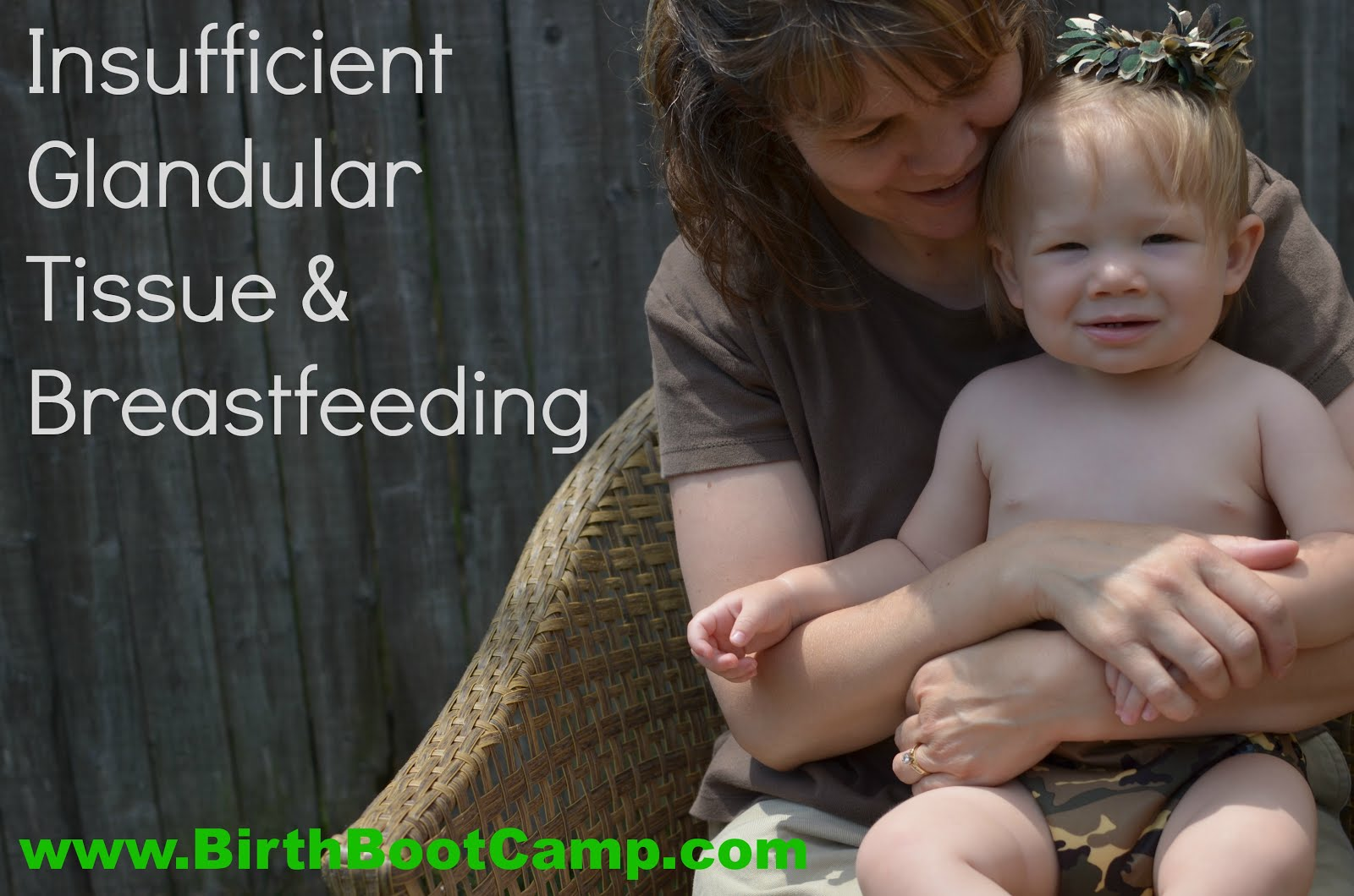 insufficient glandular tissue and breastfeeding