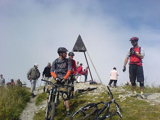 Photo of Le sommet du Moléson