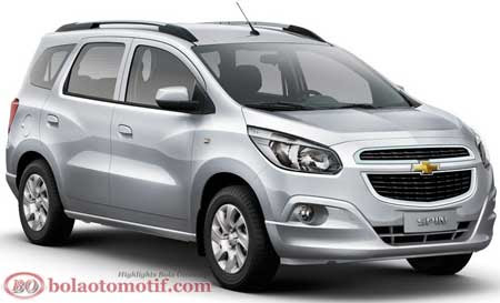 All New Chevrolet Spain
