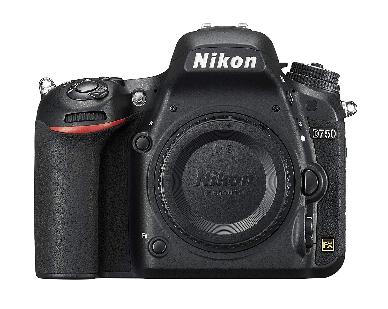 Nikon D750 FX DSLR