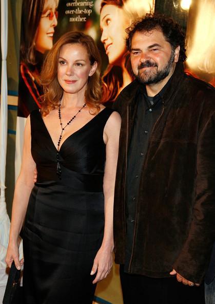 Elizabeth Perkins and her husband Julio Macat