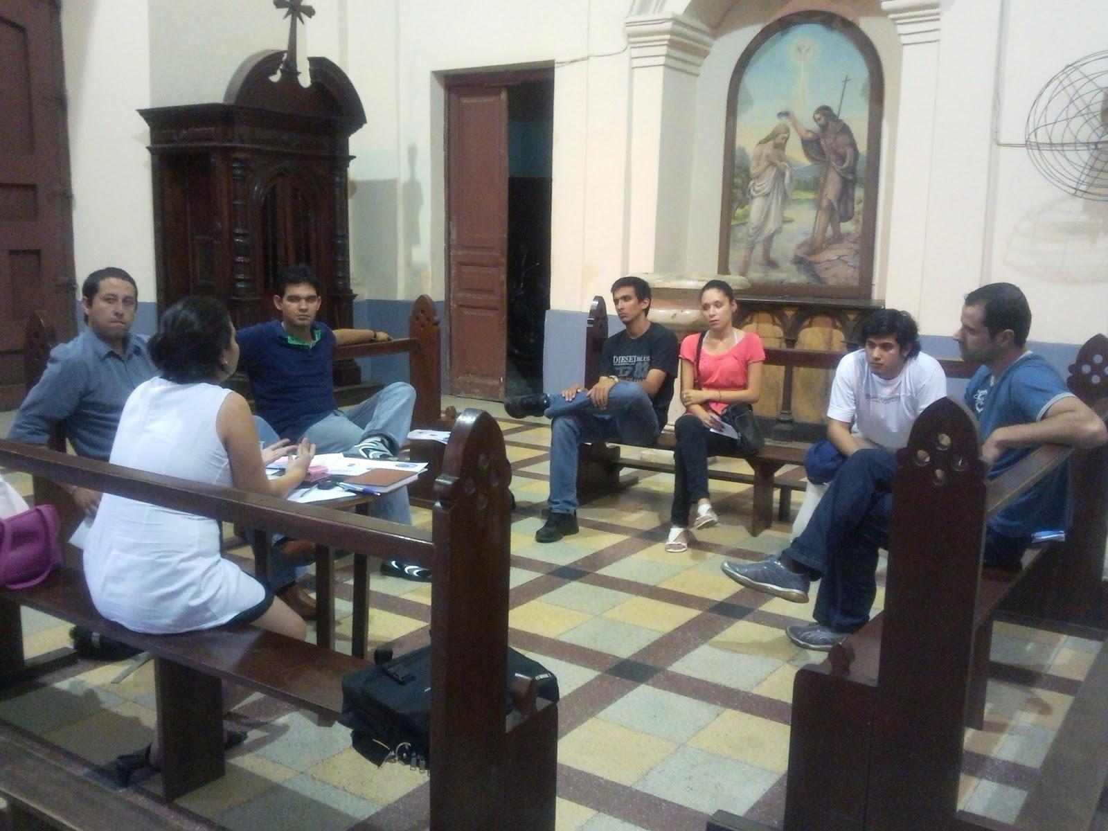 Pastoral Juvenil Arquidiocesa Asunción pastoraljuvenilasuncion@gmail