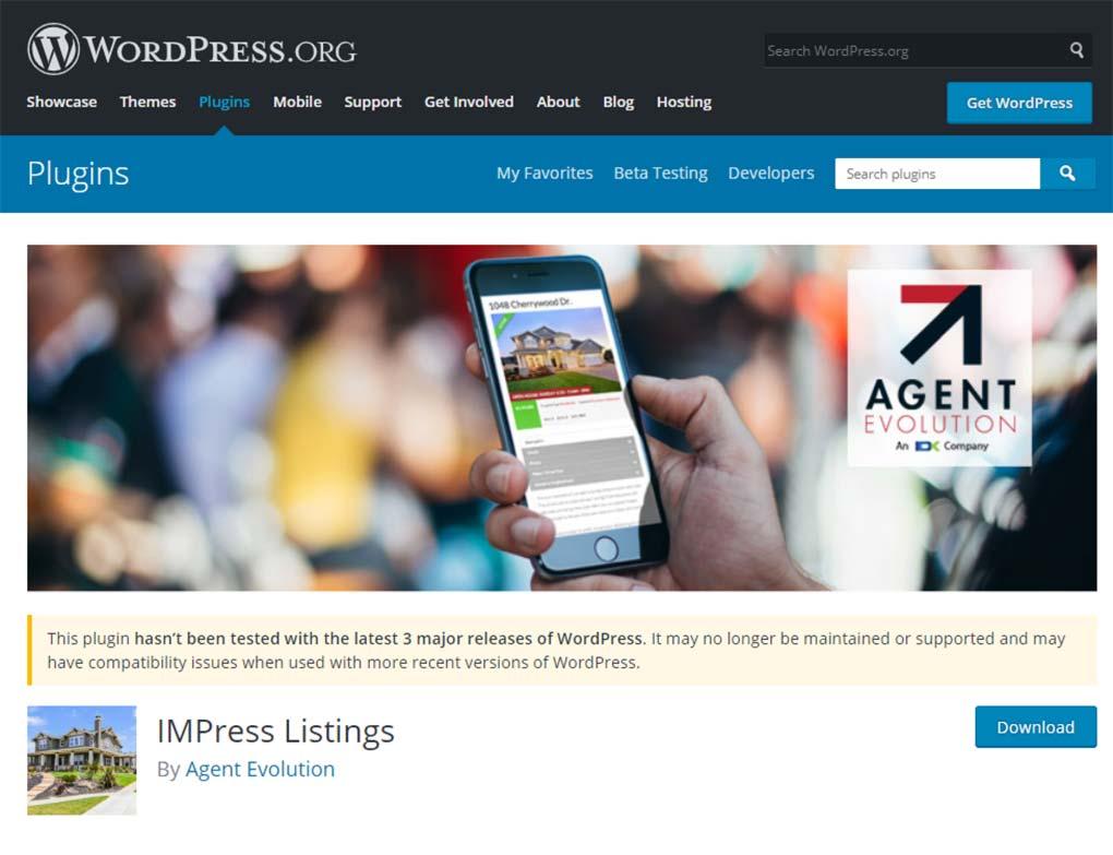 plugin impress listings para aluguel e venda de imóveis no wordpress