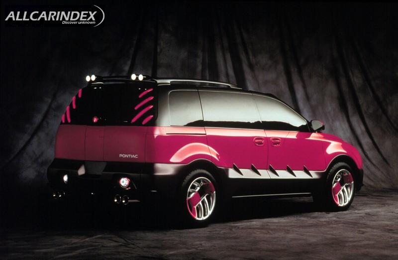 Pontiac 4 Montana Thunder