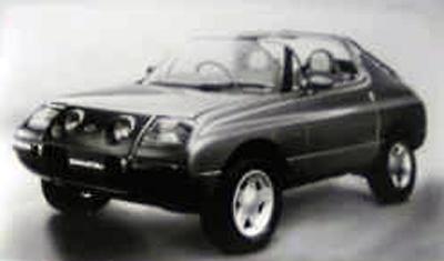 Daihatsu - MP4 (Multi Personal 4)
