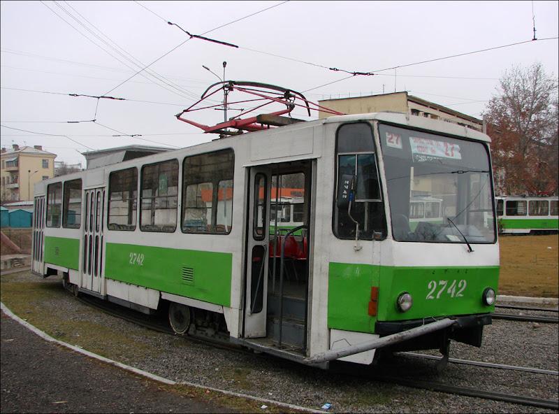 2742. Кольцо Северный Вокзал