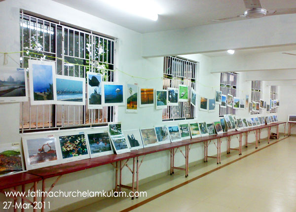 Exhibition on Environmental Pollution.